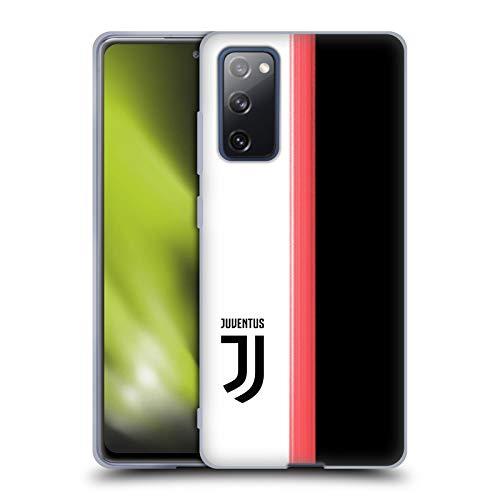 Head Case Designs Offiziell Zugelassen Juventus Football Club Home 2019/20 Race Kit Soft Gel Handyhülle Hülle Huelle kompatibel mit Samsung Galaxy S20 FE / 5G