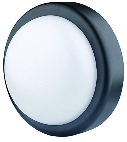 Electraline 65008 Hublot Rond LED 14W Noir