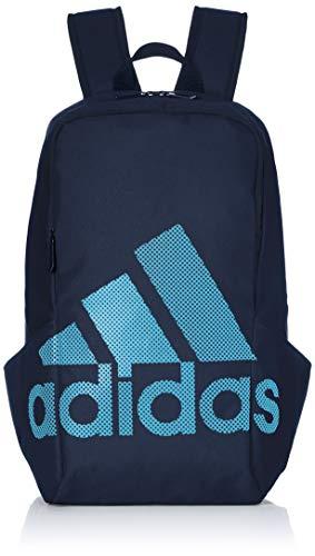 adidas Parkhood Bos Backpack, Hombre, Multicolor (Collegiate Navy/Shock Cyan), Talla Única