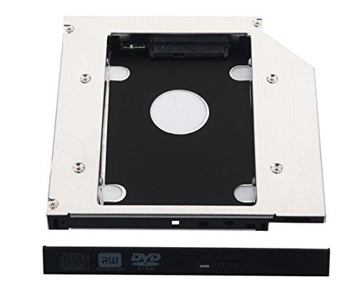 Deyoung Segundo disco duro SATA para Packard Bell EasyNote TM82 TM86 TV11HC