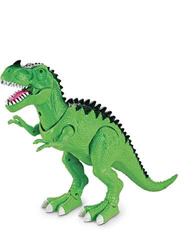 Grandi Giochi- Dinosauro 30 cm, Camminante Colori Assortiti, Multicolore, f08-MI-30056