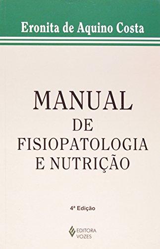 Manual de fisiopatologia e nutrição