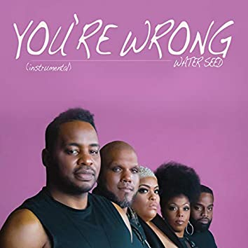 You're Wrong (Instrumental)