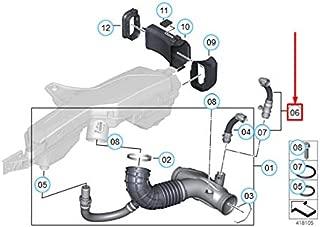 13711727636 Gummi GTV PROJECT 3 E36 1.6i Lufteinlass Kofferraum-Rohr