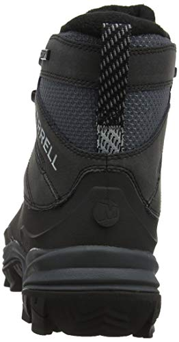 Merrell Men's Thermo CHILL MID Shell WP Snow Boot, Black, 10