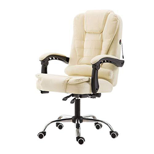 Quotidien Equipment Coussins de bras de chaise Tabourets de chaise haute Chaise de bureau Chaise de bureau ergonomique à dossier haut Chaise de bureau pivotante flexible Chaise de bureau pivotante