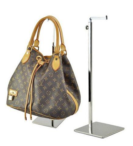 Metal Bag Display Rack Women Handbag Stand Holder...