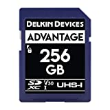 Delkin Devices 256GB Advantage SDXC...