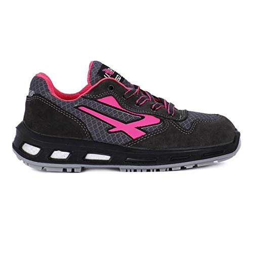 SCARPA ANTINFORTUNISTICA DONNA U POWER RED LION VEROK S1P 41
