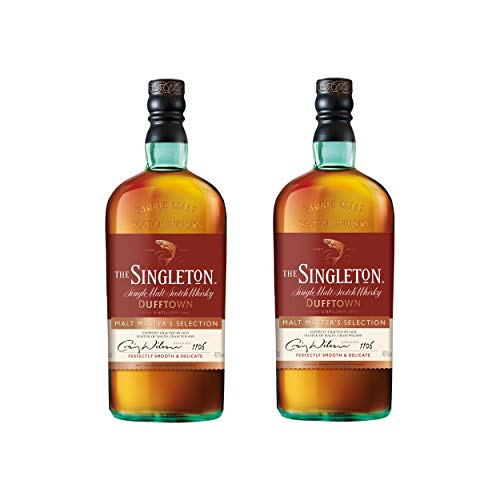 Singleton Of Dufftown Malt Master, 2er, Whisky, Scotch, Alkohol, Alkoholgetränk, Flasche, 40%, 700 ml, 737435