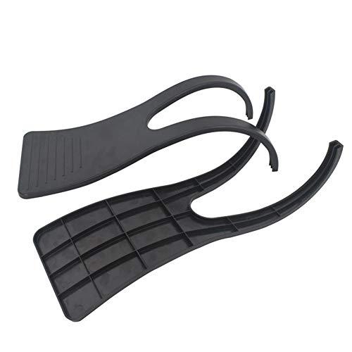 Boot Trek Haal je schoenen Remover Boot Jack Multi-Functie Plastic Boot Trekker met Rubber Grip Boot Remover voor Man Vrouwen Huishoudelijk Gebruik