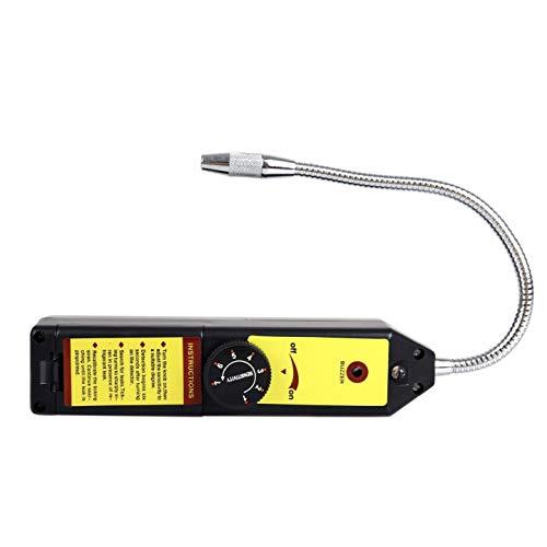 WJL-6000 Freon Rilevatore di perdite alogena Rilevatore di perdite di gas refrigerante R410A R134A R22 HVAC R1234yf CFC HCFC HFC Detector ad alta precisione Precisamente