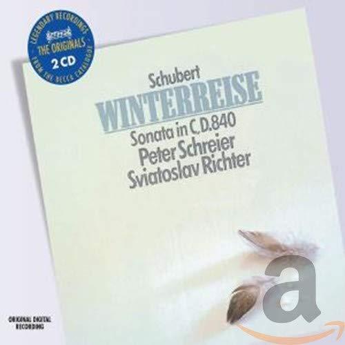 Schubert: Winterreise / Pno Sonata D840