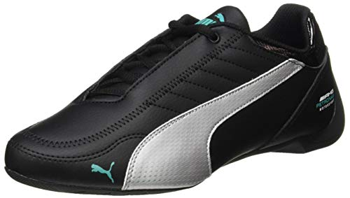 PUMA MAPM Future Kart Cat, Zapatillas Unisex Adulto, Negro Black Silver, 39 EU
