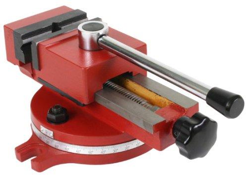 Rotwerk 15622 Maschinenschraubstock für Fräsmaschinen