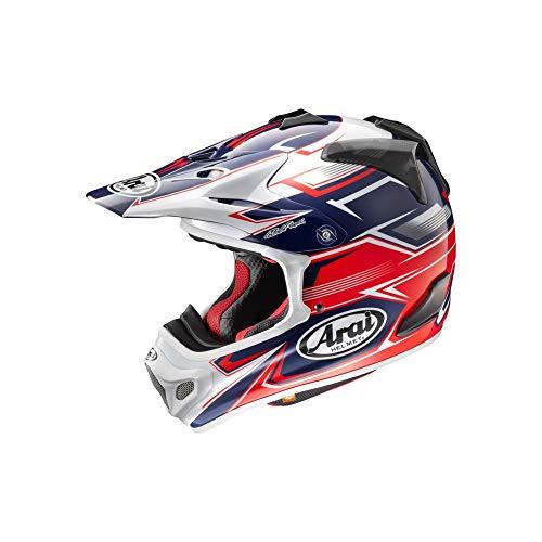 Arai–Motorradhelme Arai mx-v Sly Red–43101812l