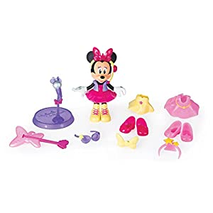 Minnie Mouse- Fashion Dolls 2: Pop Star, Multicolor (IMC Toys 182912) 9