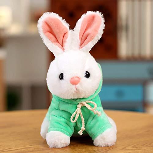 Hunpta @ 25cm Süßes Plüschtiere Hase Plüsch Spielzeug Kuscheltier Puppe Dekokissen Geburtstag Weihnachten für Junge Mädchen