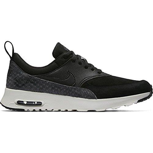 Nike 616723 019 Air Max Thea Premium Sneaker Schwarz|39