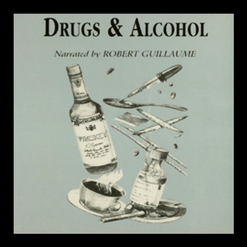 Drugs and Alcohol audiobook cover art