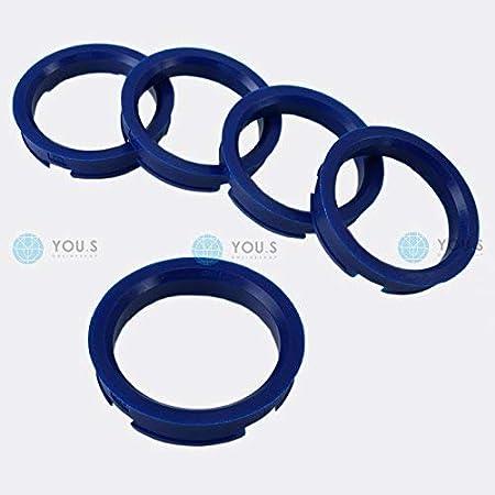 10 X Zentrierringe Distanzringe Für Alufelgen 72 6 60 1 Mm Brock Keskin Oxigin Rc Design Motec Wheelworld Advanti Tomason Tuning Auto