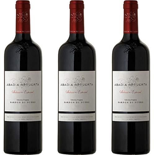 Abadía Retuerta Vino Tinto Selección Especial - 3 botellas x 750ml - total: 2250 ml
