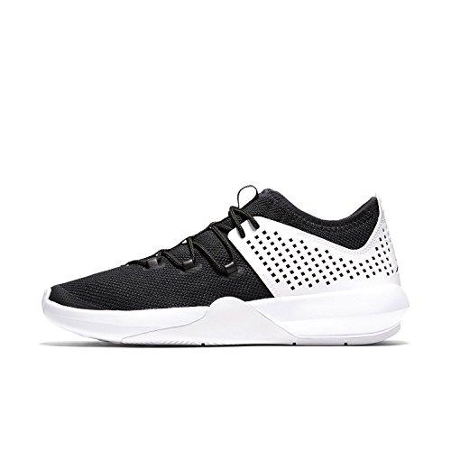 Nike Herren Air Jordan Eclipse Express Sneakers , Schwarz (Blackblackwhite), 44 EU