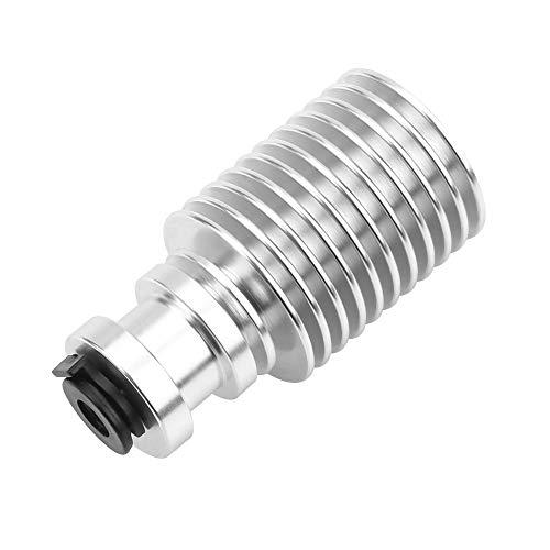 1 Pcs Radiatore Estrusore Dissipatore di Calore V6 Hotend da1.75 mm V6 Radiatore in Alluminio per Stampanti 3D in Alluminio a Lungo Rraggio