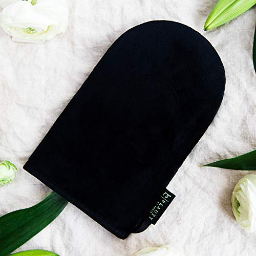 Beauty By Earth Self Tanner Exfoliating Mitt