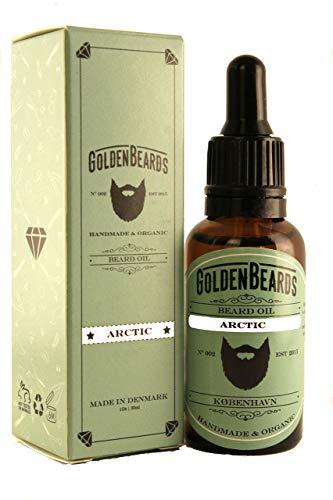 Golden Beards Aceite para Barba Arctic - 30 ml