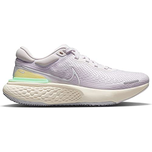 Nike - Zoomx Invincible Run Flyknit - CT2229500 - Colore: Bianco - Dimensioni:, bianco, 38.5 EU