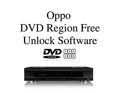 Best Review Of Oppo BDP-83, BDP-95, BDP-103/D, BDP-105/D, UDP-205, UDP-203 DVD Region Free Kit