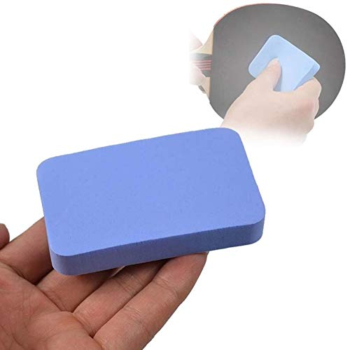 Check Out This Indoor and Outdoor Basketball Soft Cleaning Sponge for Table Tennis Bat Rubber