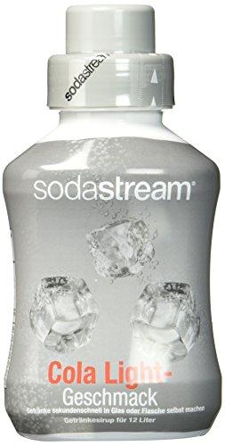 Sodastream Cola light 2er Pack einfach selbstgemachte Limonade für Zuhause (2 x 500ml Flasche)