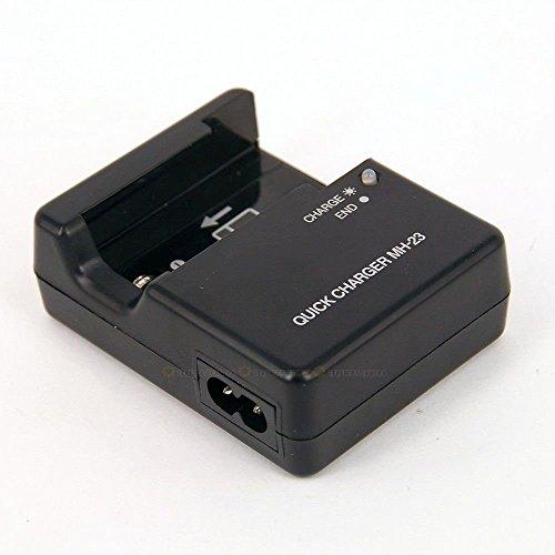 Cargador de Baterías para Cámaras Digitales Battery Charger for Nikon Digital Cameras...