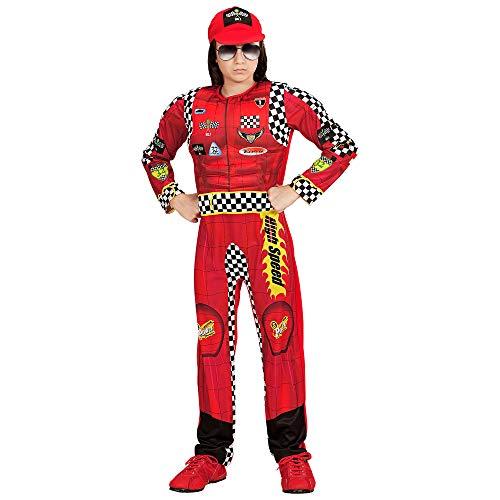 WIDMANN 05416 - Disfraz infantil de Fórmula 1