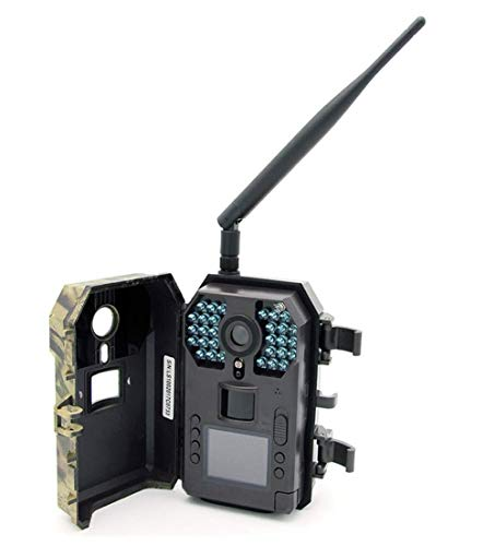 Review Of Hunting Camera,Scouting Camera,IP56 Waterproof No Glow Infrared 16MP 1080P HD Wildlife Cam...
