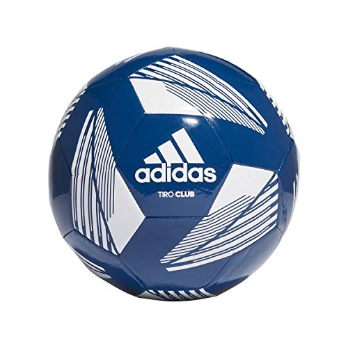 Adidas FS0365 Tiro CLB Soccer Ball Mens Team Navy Blue/White 5
