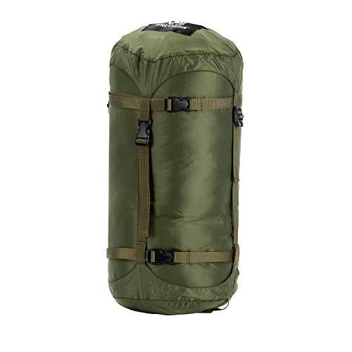 OneTigris 25L Kompressionssack Wasserabweisend Packsack für Schlafsack, Reisen, Camping, Outdoor