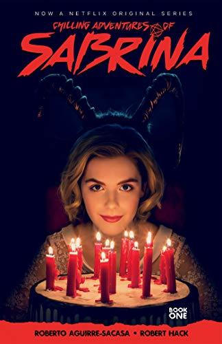 41a1isw+XsL. SL500  - Une saison 3 ET une saison 4 pour Sabrina, la petite sorcière a trouvé sa place sur Netflix