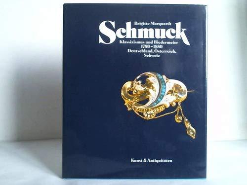 Schmuck. Klassizismus und Biedermeier 1780 - 1850