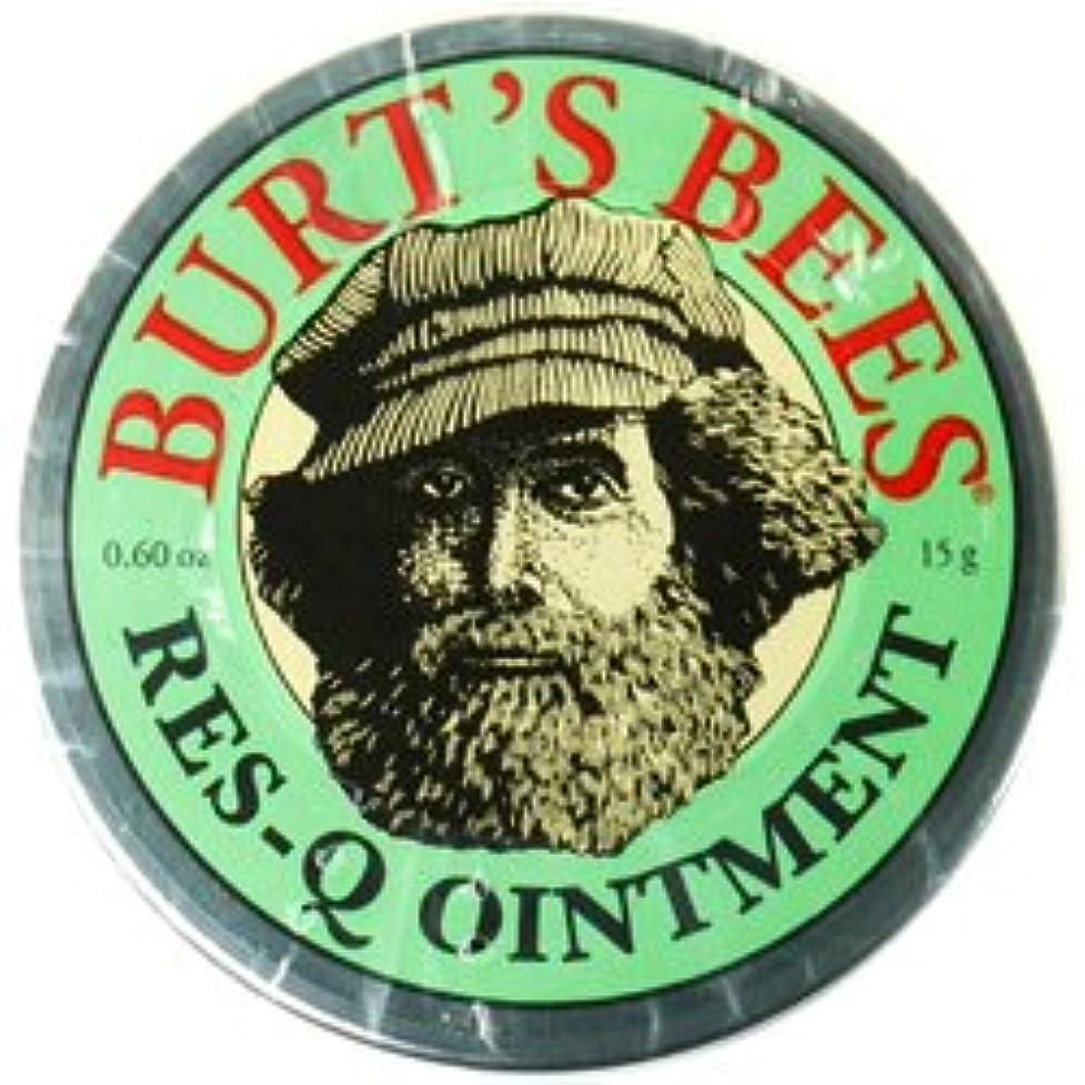 虐待債権者付与バーツビーズ Burts Bees レスキュー オイントメント 15g 【並行輸入品】