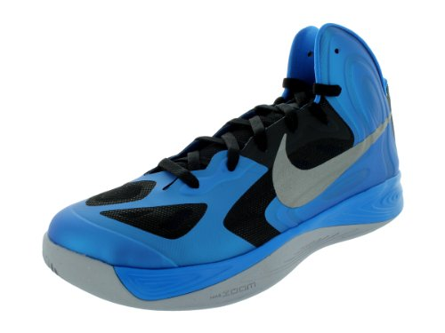 Nike Zoom Hyperfuse 2012 525022-402 Herren Basketballschuhe Dunkelblau