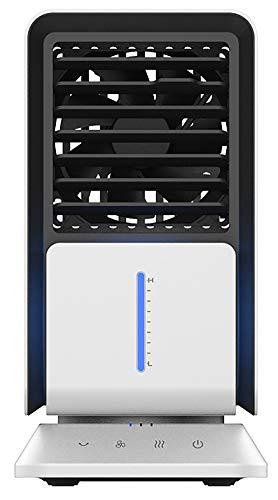 AFDLT Klimaanlage Mobiles Klimagerät 3in1 kühlen, Luftentfeuchter, lüften, Ventilator Timer Nachtmodus