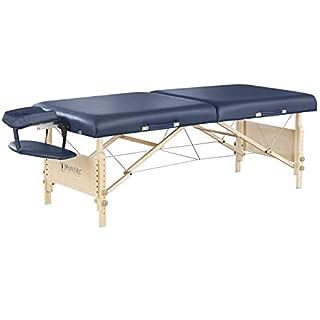 Master Massage Coronado Professional Portable Massage Table Massage Couch Beauty Bed, 70 cm, Royal Blue, 7.6cm Thick Mattress Foam. (B01IDBIY7I) | Amazon price tracker / tracking, Amazon price history charts, Amazon price watches, Amazon price drop alerts