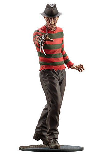 Kotobukiya Freddy Krueger Statue 27,5 cm A Nightmare On Elm Street 4: The Dream Master Art Fx Mehrfarbig (KOTKTOSV208