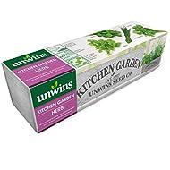 Unwins Garden Herbs Seed Soft