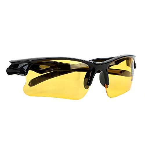 Blendschutz Nachtsichtbrille Schutzausrüstung Sonnenbrille Fahrbrille Nachtsichtbrille (D)