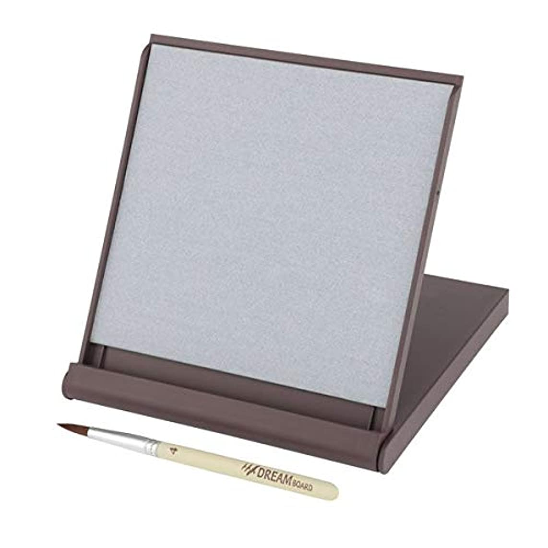 Creative Mark Mini Dream Board - Board for Meditation Art and Relieving Stress for Artist Bamboo Brush & Stand - Mini