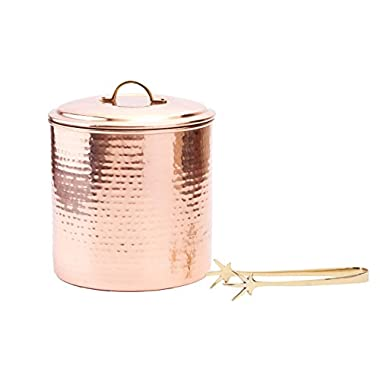 Old Dutch International 876 Old Dutch Ice Bucket, Copper, 3 quart